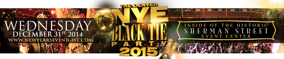 New Years Eve Denver