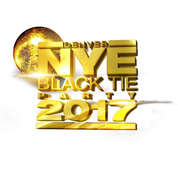 Denver New Years Eve Black Tie Party