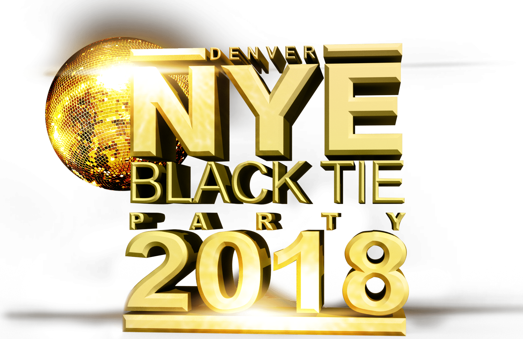 New Years Eve Denver | Denver New Years Eve Black Tie Party 2016 -2017