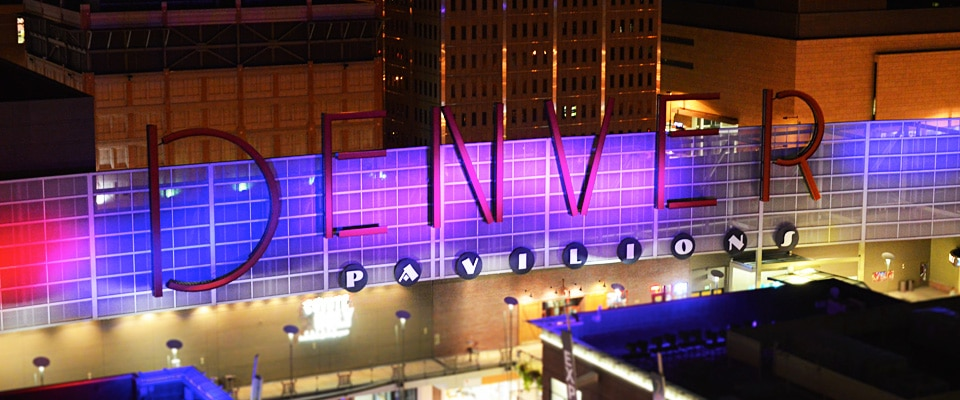 Denver Pavilions New Years Eve Shopping