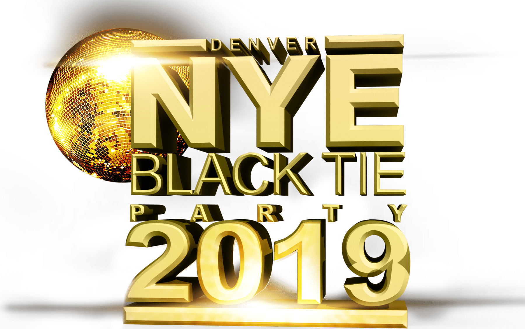 New Years Eve Denver | Denver New Years Eve Black Tie Party 2019 - 2020