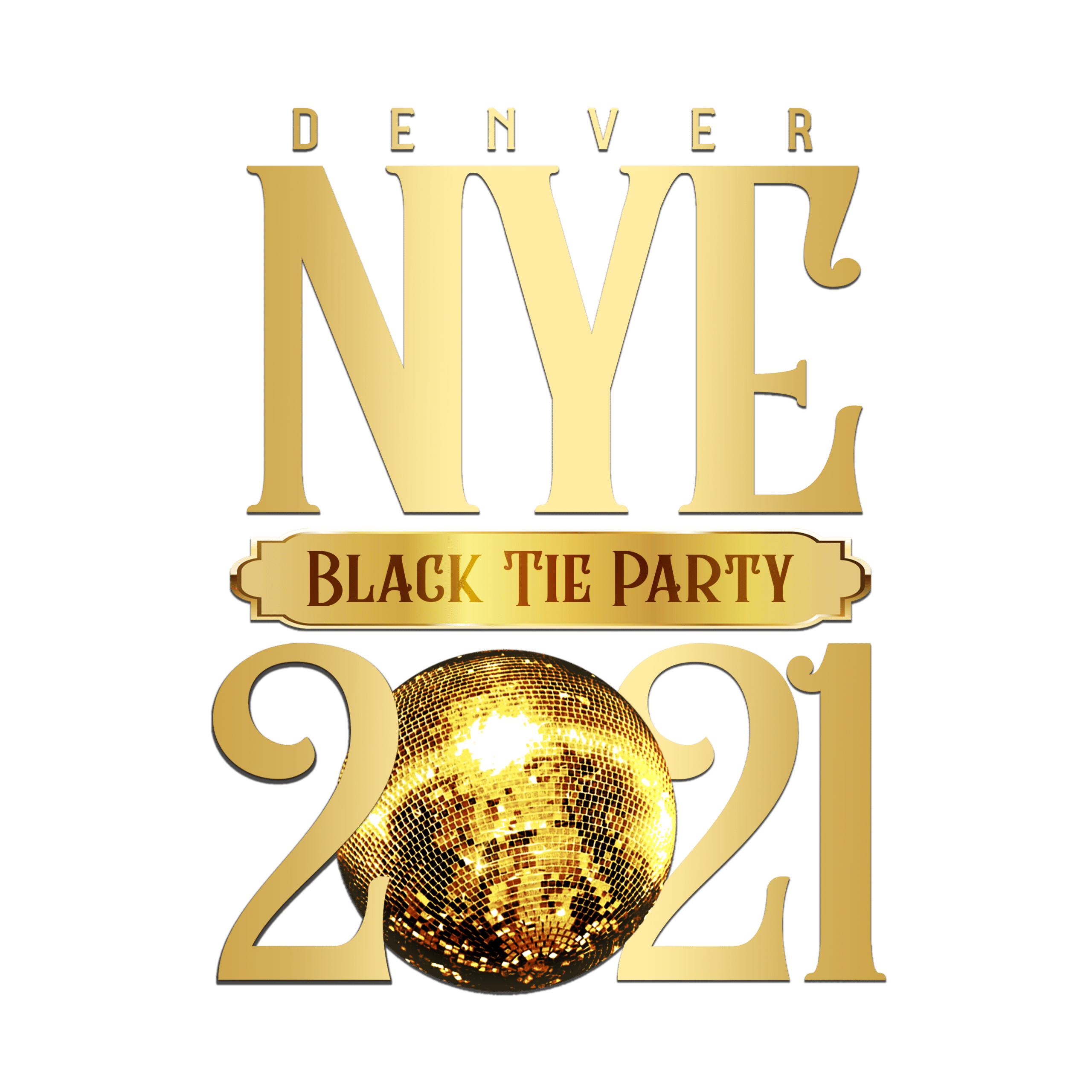 New Years Eve Denver | Denver New Years Eve Black Tie Party 2021 - 2022